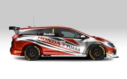2 Honda Touring Cars Prepare for 2014 Season