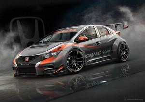 Honda Touring Cars