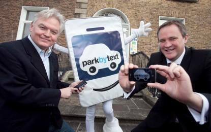 PARKBYTEXT™ ANNOUNCES LAUNCH OF NEW SMARTPHONE APP