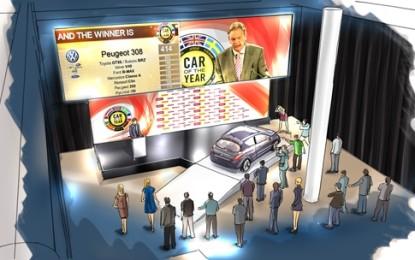 Car of the Year 2015: To be awarded at Geneva International Motor Show