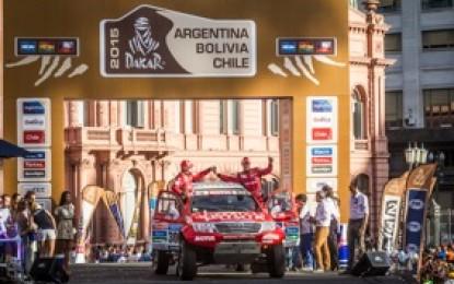 2015 Dakar Rally – Day1