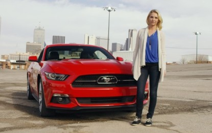 Ford plays prank to unsuspecting guys looking to date a beautiful woman