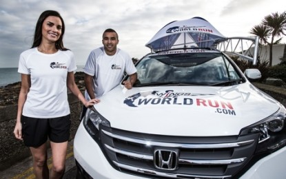 Honda Partners with Wings for Life World Run