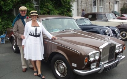 Enjoy Vintage Vehicles at Annual IVVCC Powerscourt Estate Car Rally