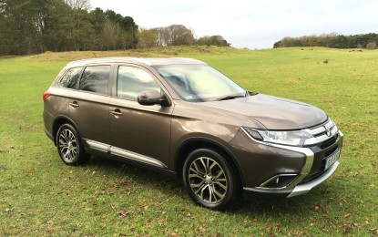 Reviewed: Mitsubishi Outlander 2.2 DID Instyle