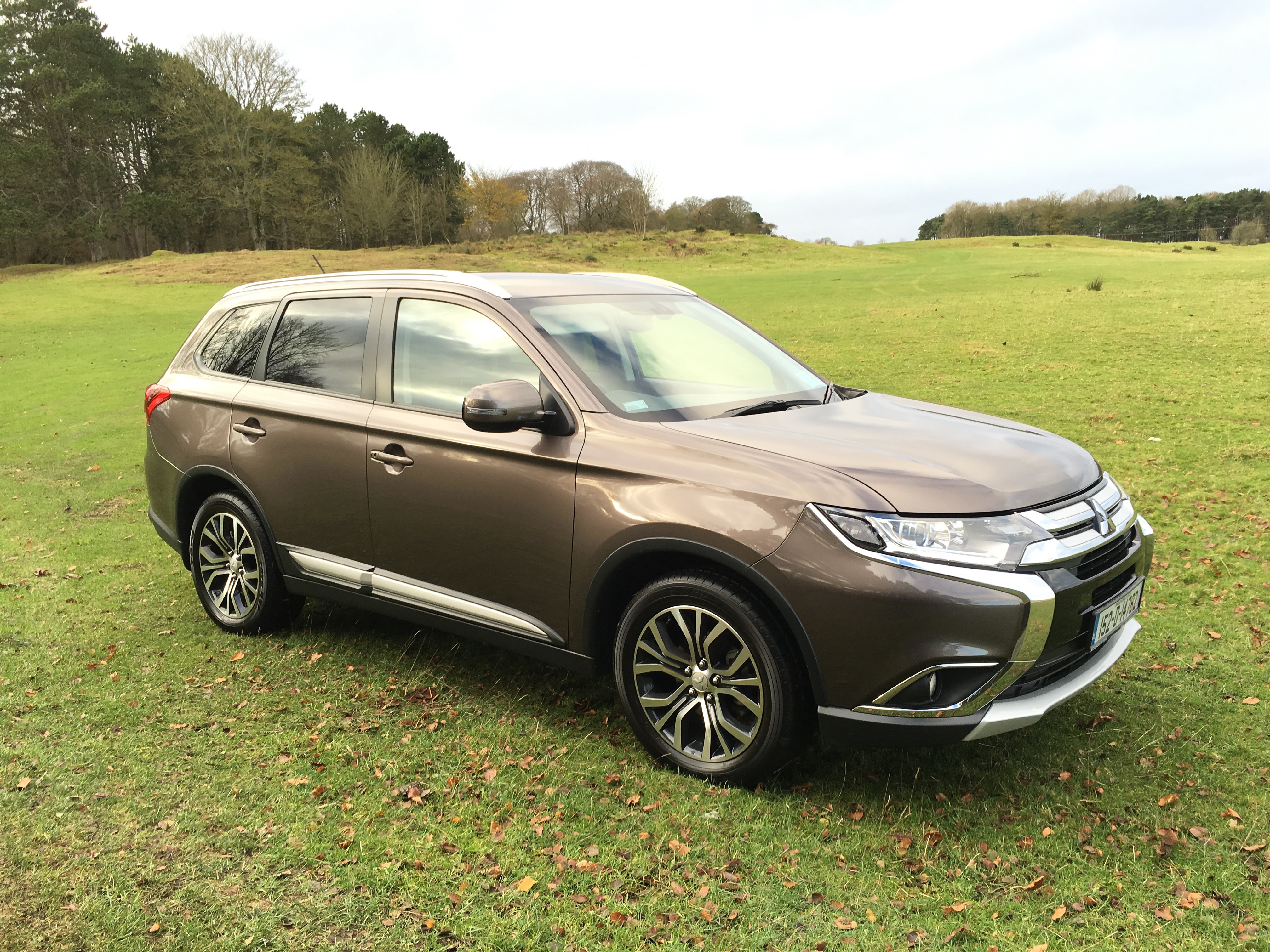 reviewed: mitsubishi outlander 2.2 did instyle - fleetcar.ie