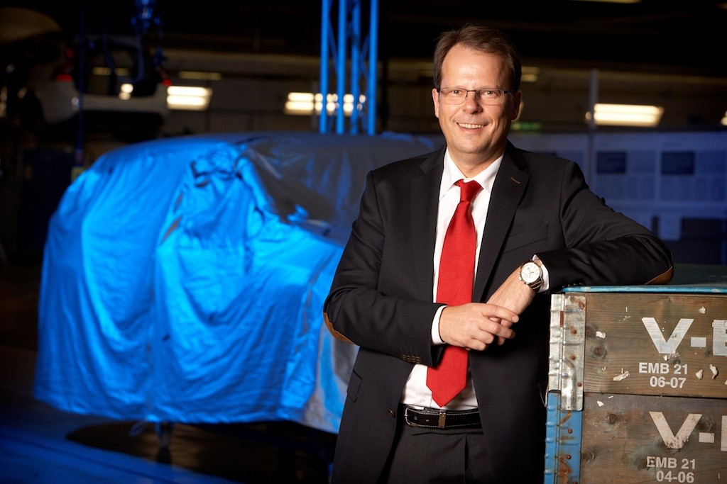 Peter Martens -Senior Vice President Research and Development, Volvo Cars