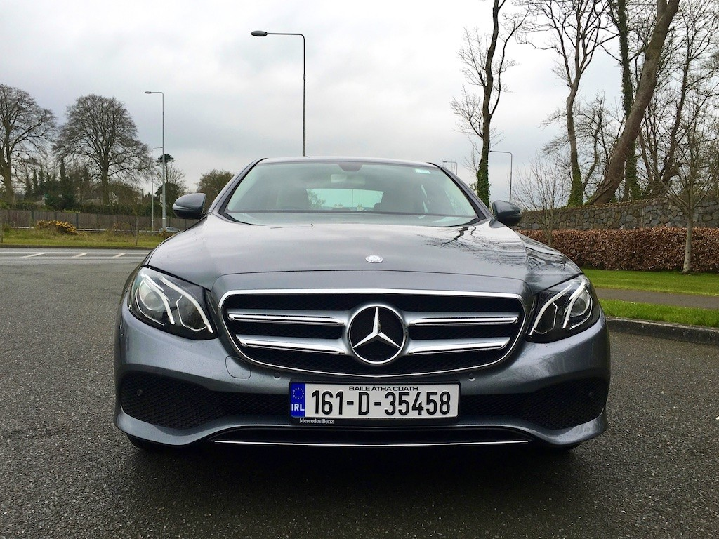 Mercedes Benz Targets Number 1 With New E