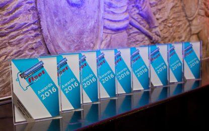 Top B2B brands honoured at 2016 motorcheck.ie Fleet Car awards