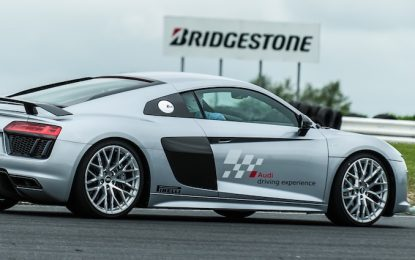 Audi's ultimate driving experience