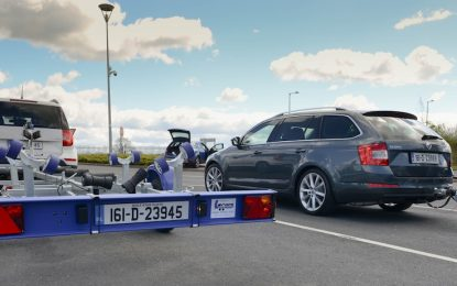 Towing safely – Skoda shows how