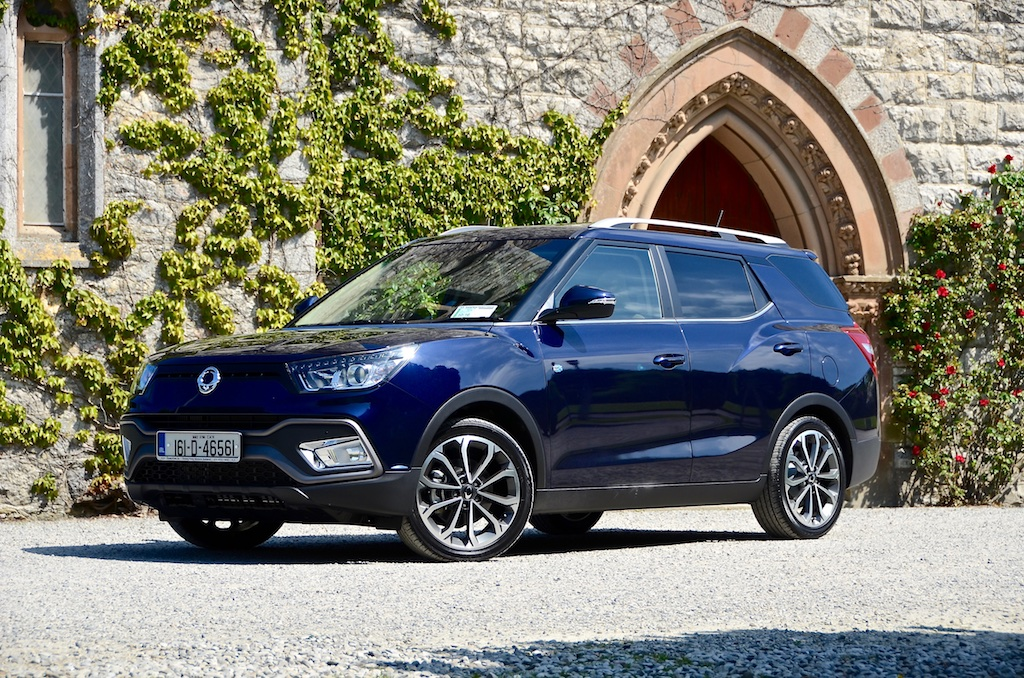 first drive ssangyong on song with tivoli xlv. Black Bedroom Furniture Sets. Home Design Ideas