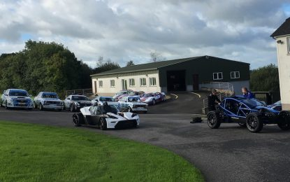 Shaken and stirred in Monaghan