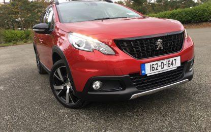 Reviewed: Peugeot 2008 GT Line
