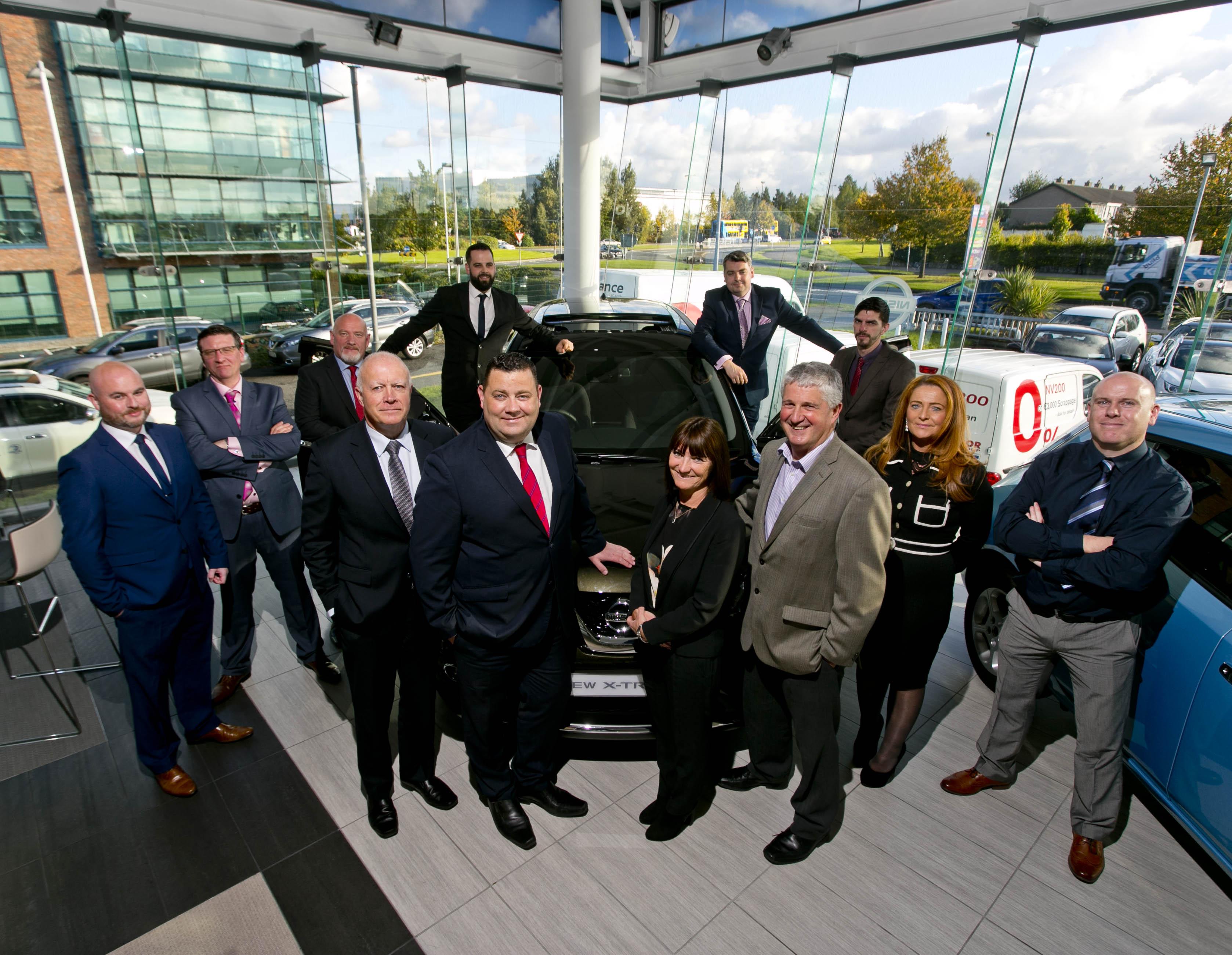 Used Car Dealerships Windsor >> Windsor Motor Group invests in Retail Motor Industry Employee Development - FleetCar.ie