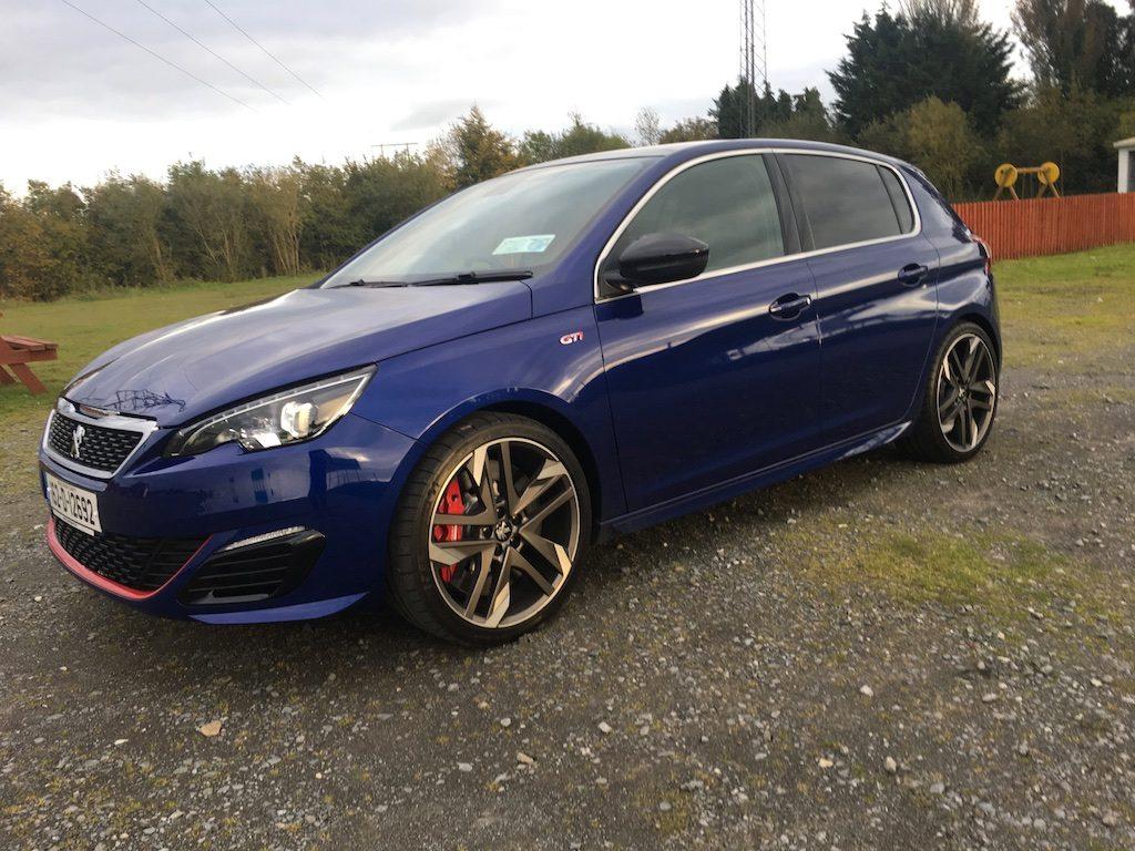 fleetcar.ie reviewed: peugeot 308 gti - fleetcar.ie