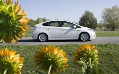 Hybrids the popular choice for Toyota customers