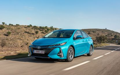 First Drive: Toyota Prius Plug-In Hybrid