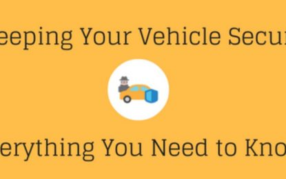 How to keep your vehicle secure