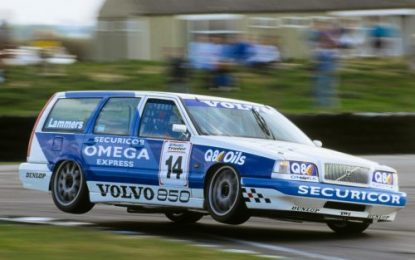 Reading Matters: The Volvo Estate Car by Ashley Hollebone