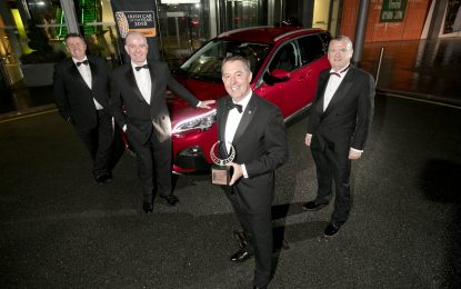 Peugeot 3008 – Irish Car of the Year 2018 in association with Continental