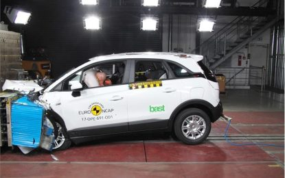 Volvo XC60 is Euro NCAP safest car of 2017 while three Volkswagens claim honours
