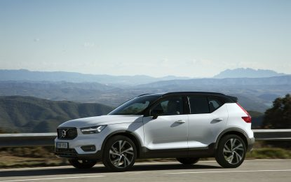 First Impressions: Volvo XC40