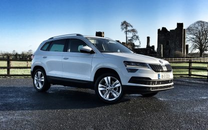 New Karoq strengthens Škoda's SUV credentials