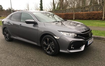 Diesel addition expands Honda Civic's fleet appeal