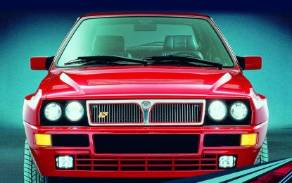 Book Review: Lancia Delta Integrale by Peter Collins