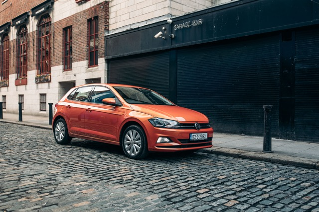 abebfafdf1 Volkswagen Ireland launches a trio of new cars – Polo