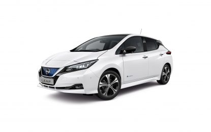 Prices for new Nissan Leaf announced