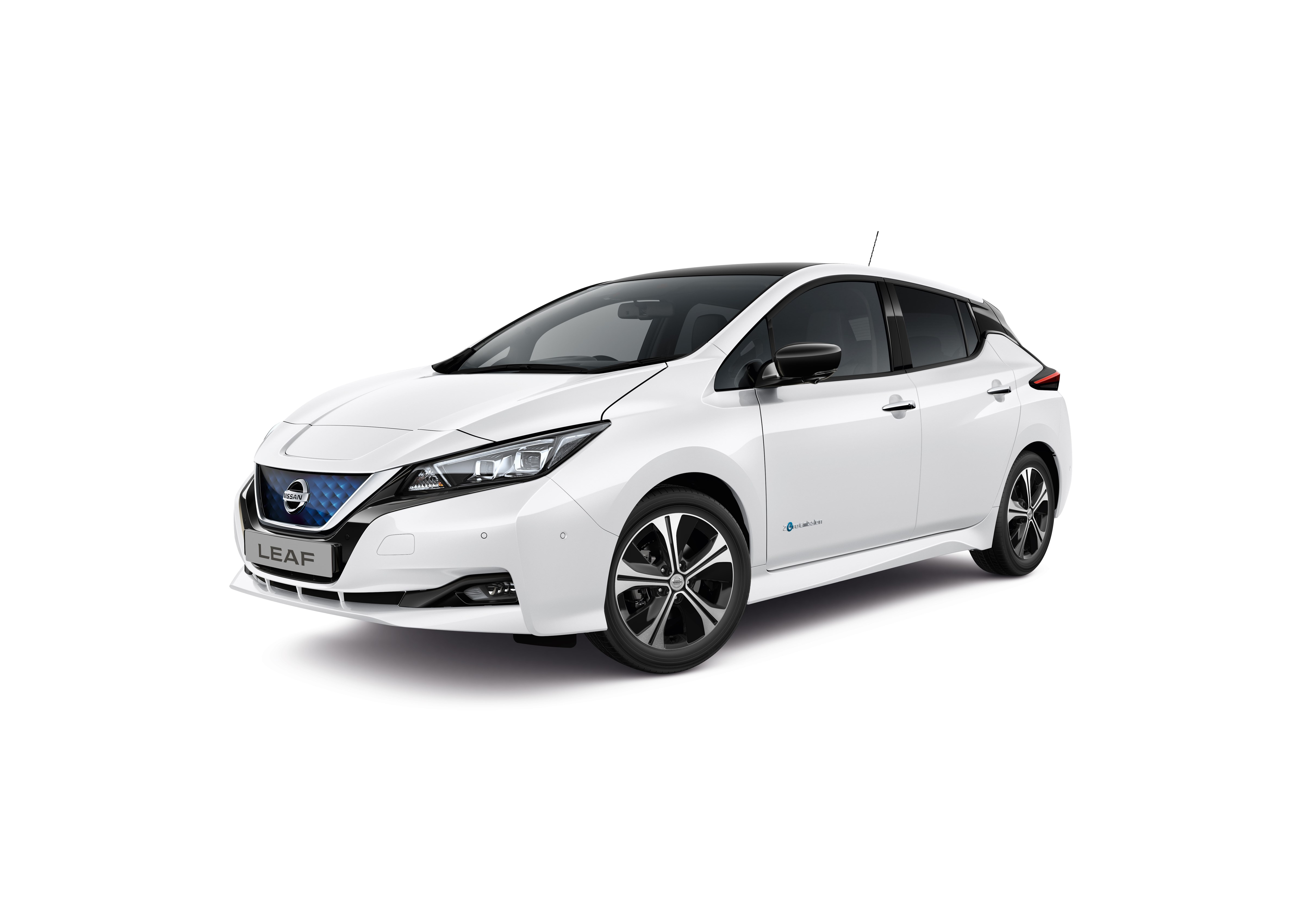 prices for new nissan leaf announced. Black Bedroom Furniture Sets. Home Design Ideas