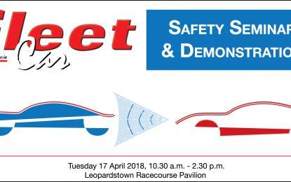 Fleet Car Safety Seminar & Demonstration