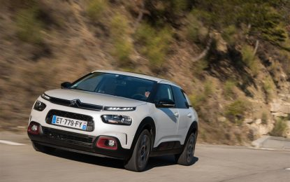 New Citroën C4 Cactus to arrive here in May