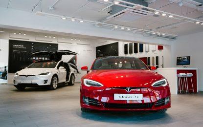 Tesla – keeping its customers happy