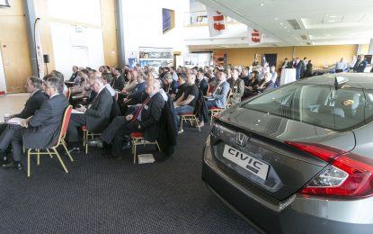 Successful Fleet Car Safety Seminar & Demonstration