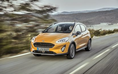 First Drive: Ford Fiesta Active and Fiesta ST