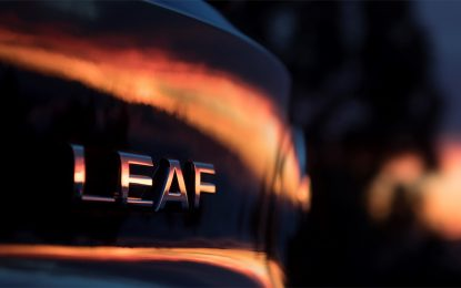 New Nissan Leaf brings mainstream electric motoring closer