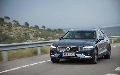 First Drive: Volvo V60