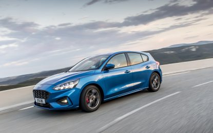 All-new Ford Focus goes on sale