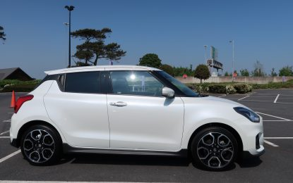 Reviewed: Suzuki Swift Sport