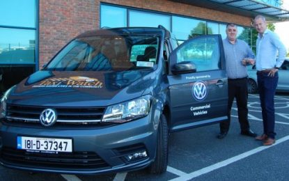 Volkswagen Commercial Vehicles Ireland forms new partnership with TaxiWatch