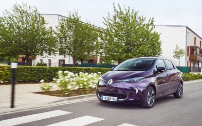 Renault Groupe partners with City of Paris to develop electric mobility solutions
