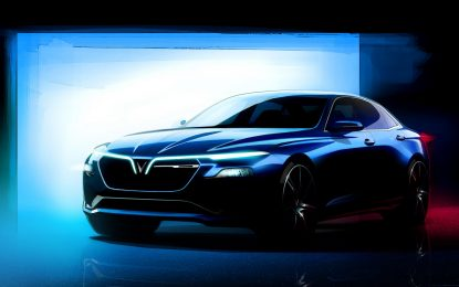 New Vietnamese car company to showcase new models at Paris Motor Show