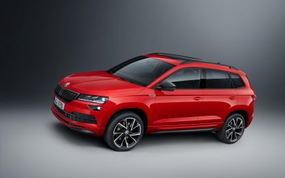 Škoda adds Sportline trim to Karoq