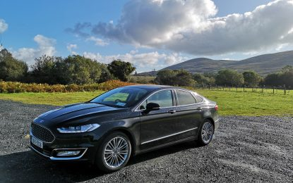 Test Driven: Ford Mondeo HEV Vignale