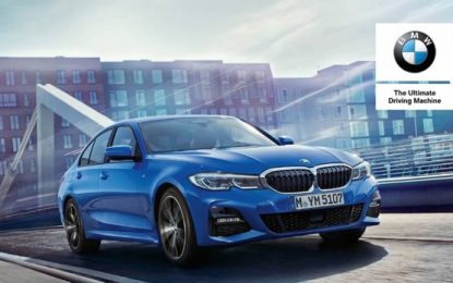 New BMW 3 Series – Aims to bring the Sharpness back