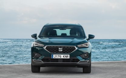 First Drive: All-New SEAT Tarraco