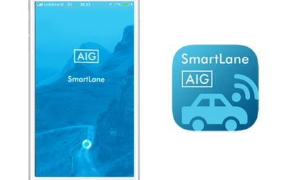 Safer driving and cheaper insurance via AIG app